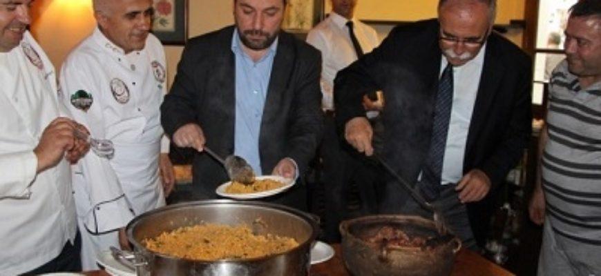 """""""5. Çanakkale Yemek Kültürü Festivali"""" Başladı"""