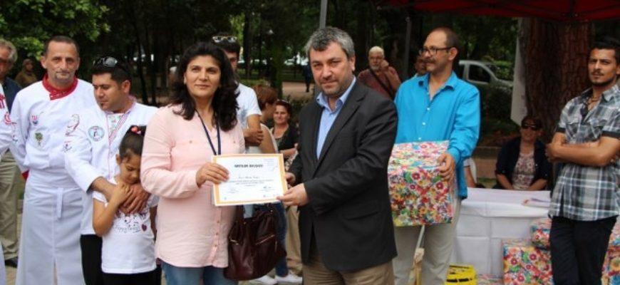 5. Çanakkale Yemek Kültürü Festivali'nde Ödüller Sahiplerini Buldu