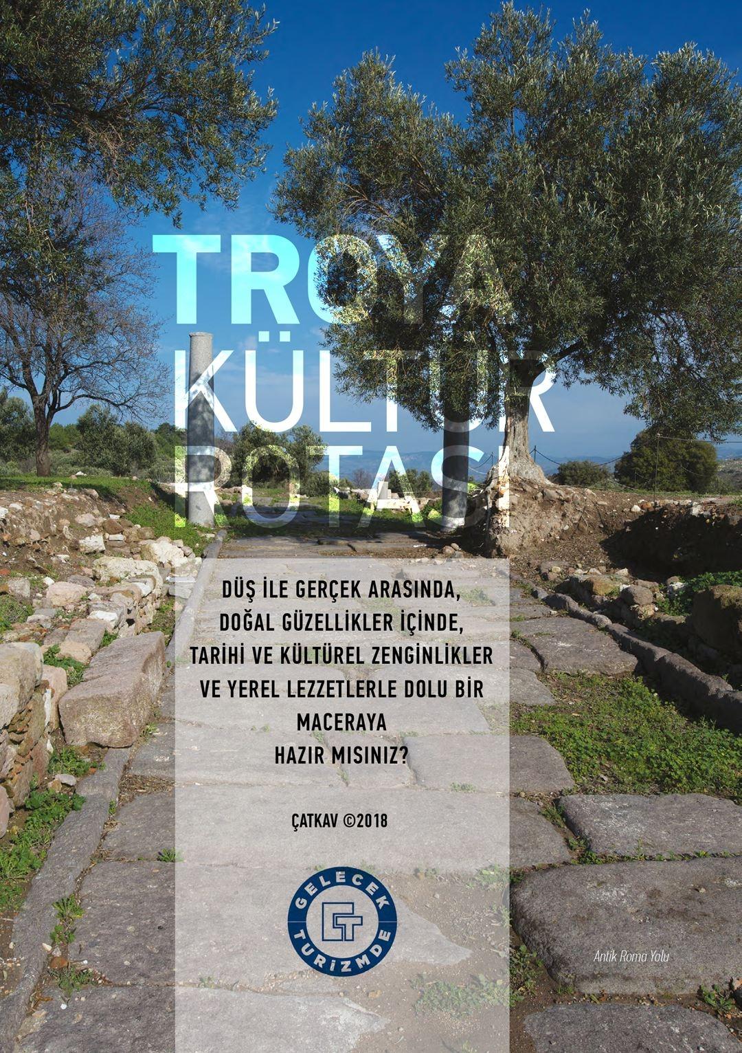Troya Kültür Rotası