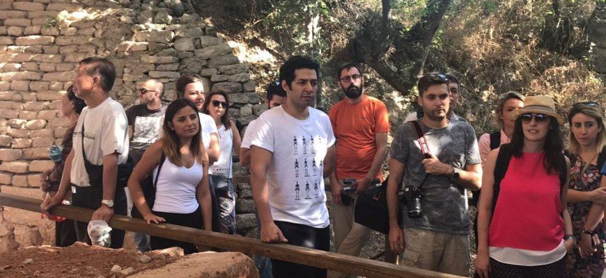 Mert Fırat İle Troya'dan Assos'a Troya Kültür Rotası