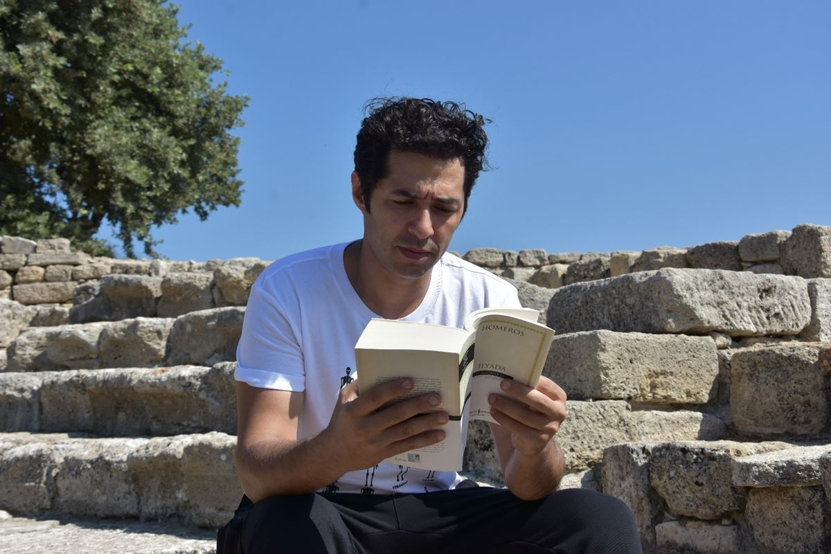 İyi Niyet Elçisi Mert Fırat, 'Troya Kültür Rotası'nı Tanıttı