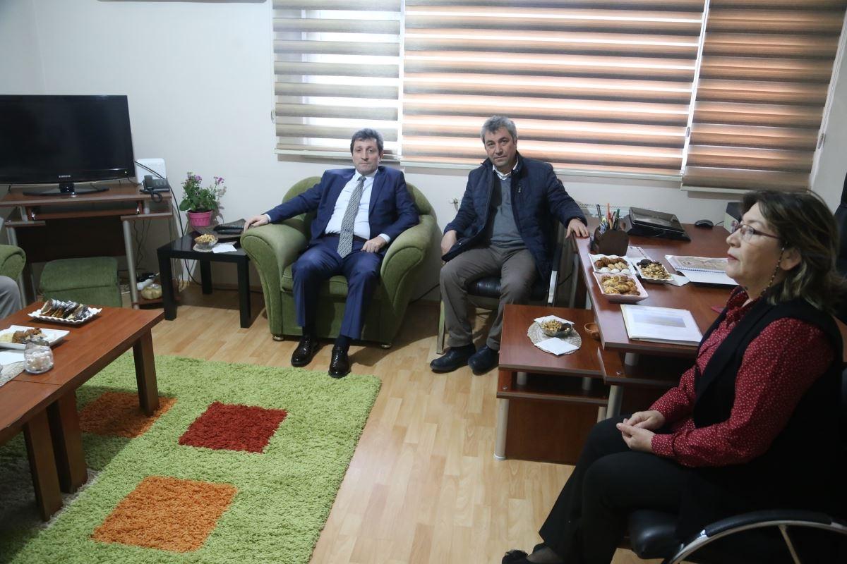 Vali Orhan Tavlı'dan ÇATKAV'a Ziyaret