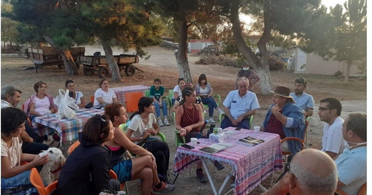 Bozköy Halkından Troya Kültür Rotasını Yürüyenlere Büyük İlgi